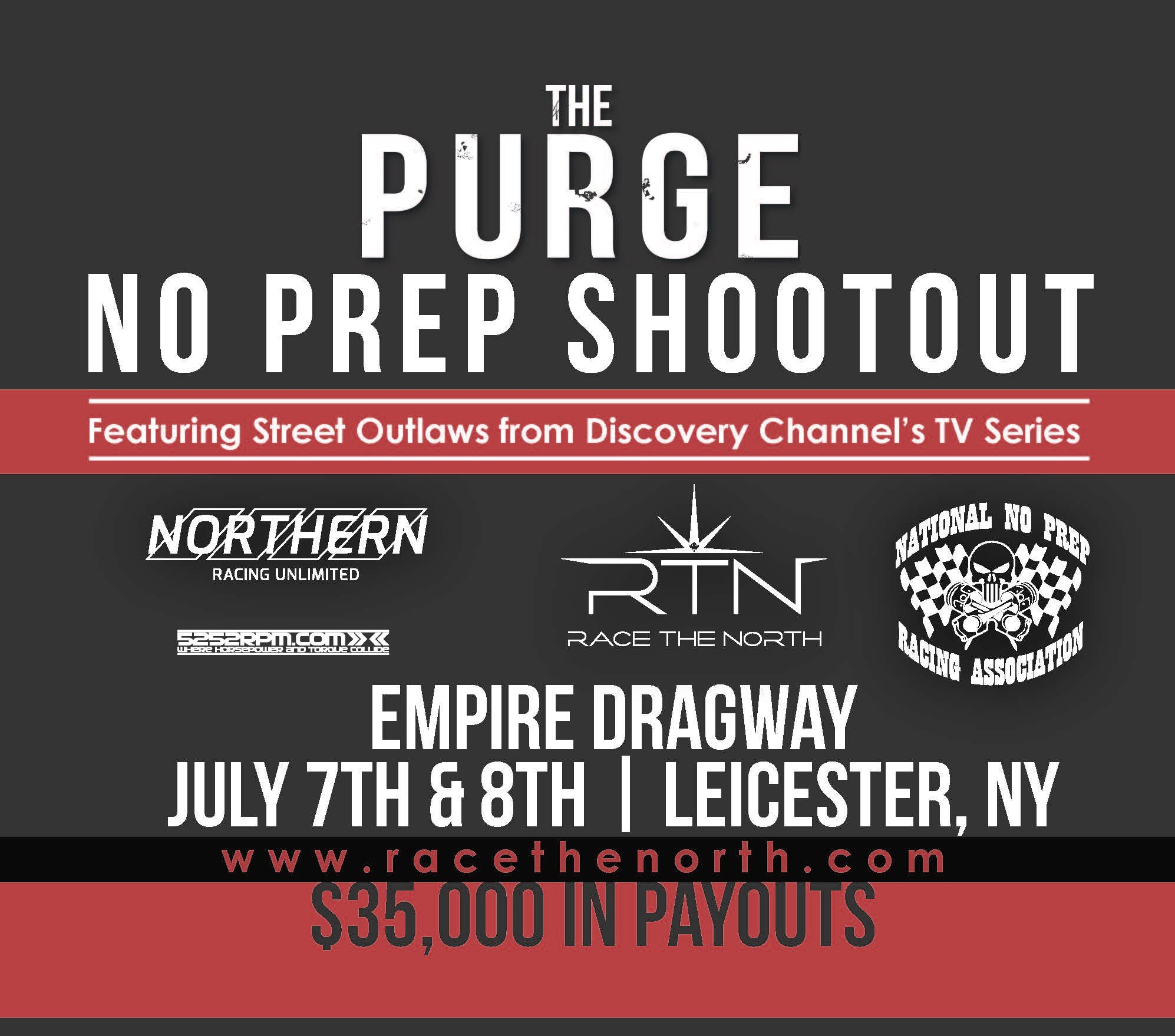 The Purge No Prep Shootout